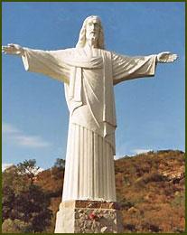 Cristo Redentor - La Cumbre