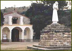 Capilla San Roque - La Cumbre