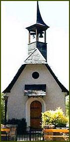 Capilla Ecuménica - La Cumbrecita