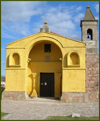 Iglesia de Ischilín - Córdoba