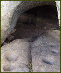 Piedras Grandes - La Falda