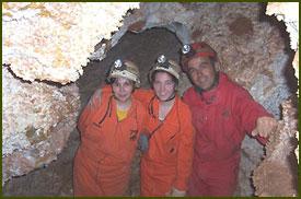 Caverna El Sauce - La Falda