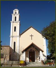 Iglesia de Huerta Grande - Córdoba