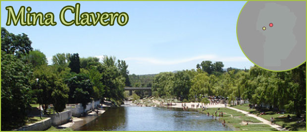 Mina Clavero - Córdoba