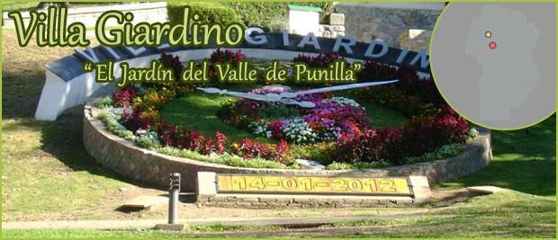 Villa Giardino - Córdoba