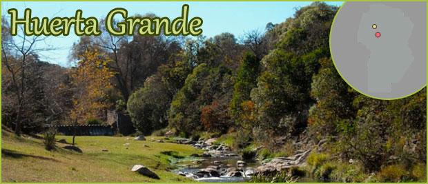Huerta Grande - Córdoba