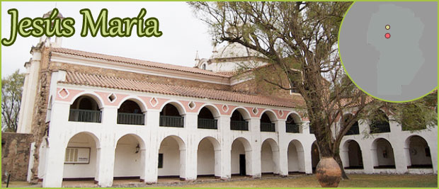 Jesús María - Córdoba