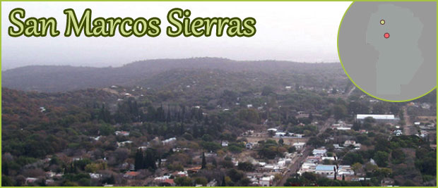 San Marcos Sierras - Córdoba