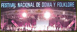 Festival de la Doma y el Folklore - Jesús María