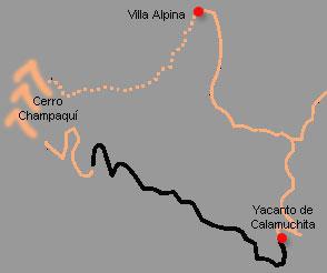 Cerro Champaquí - Córdoba