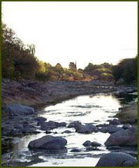 Río San Marcos - San Marcos Sierras