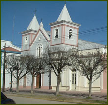 Iglesia - Villa del Totoral