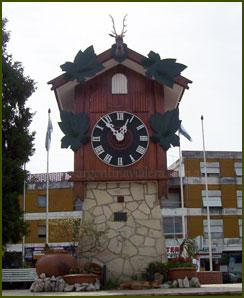 Reloj Cucú - Villa Carlos Paz