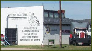 Museo del Tractor - Villa Carlos Paz