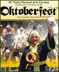 Oktoberfest - Villa General Belgrano