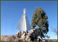 Cerro de la Virgen - Villa General Belgrano