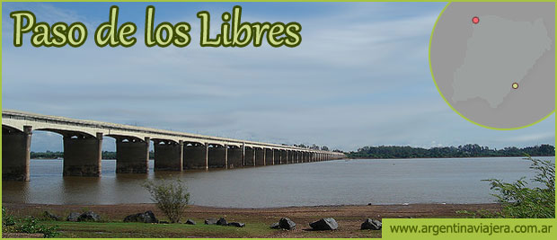 Paso de Los Libres - Corrientes