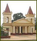 Iglesia San Juan Bautista - Ituzaingó