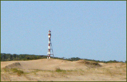 Faro - Punta Médanos