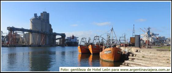 Puerto de Quequén