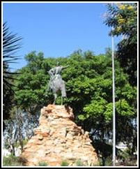 Plaza San Martín - Gualeguaychú