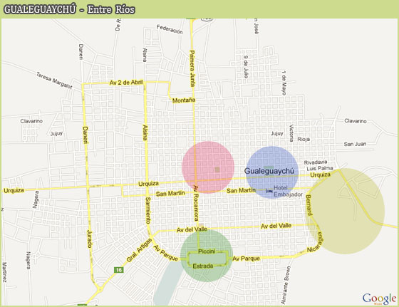 Ciudad de Gualeguaychú