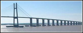 Puente Rosario - Victoria, Entre Ríos
