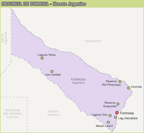 CHACO - Noreste Argentino