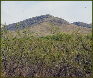 Lihuel Calel - La Pampa