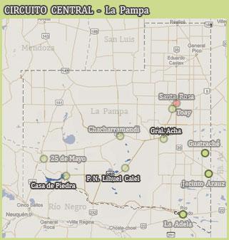Circuito Central - La Pampa