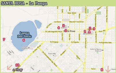 Santa Rosa - La Pampa