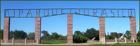 Parque de la PreHistoria - Castex, La Pampa