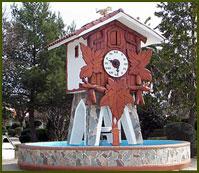 Reloj Cucú - Castex, La Pampa