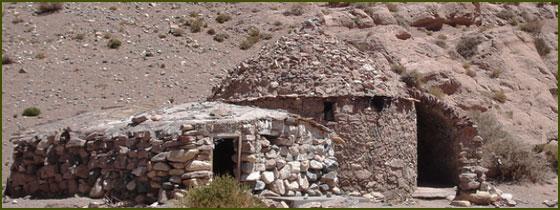 Refugio del Peñón - Laguna Brava