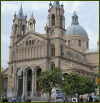 Catedral San Nicolás de Bari