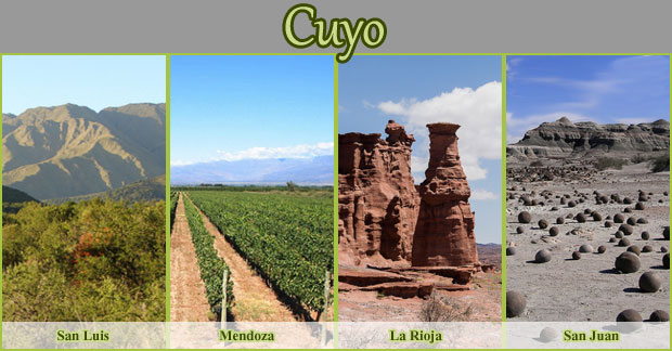 Cuyo - Argentina