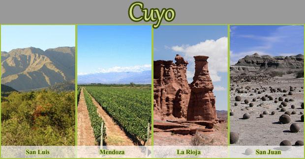 Cuyo - Argentina