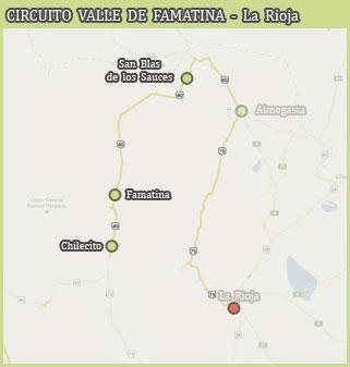 Valle de Famatina - La Rioja