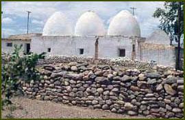 Bóvedas de Uspallata - Mendoza