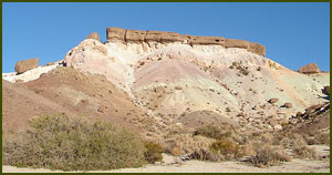 Cerro de los Siete Colores - Mendoza