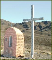 Cruz de Paramillos - Mendoza