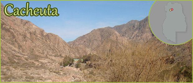 Cacheuta - Mendoza