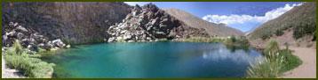 Embalse Agua del Toro - San Rafael