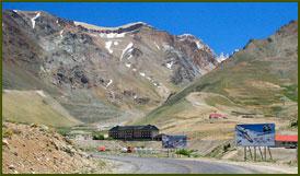 El Valle de Las Leñas - Mendoza