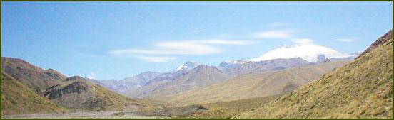 Río Tunuyán - Mendoza