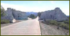 Ruinas de Canota - Mendoza