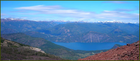 Cerro Colorado - San Martín de los Andes