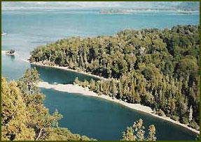 Península de Quetrihué - Neuquén