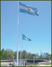 Plaza de las Banderas - Neuquén