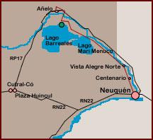Proyecto Dino en Cutral-Có - Neuquén